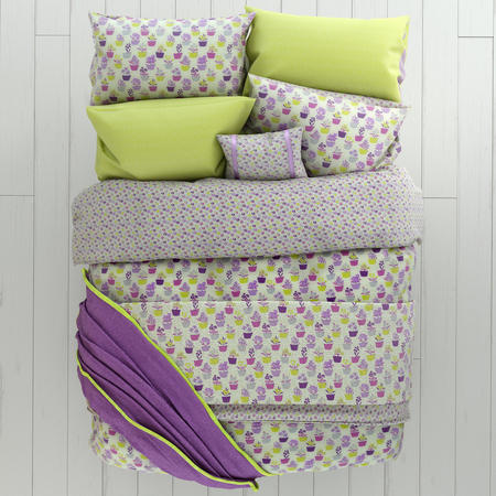 Polly Duvet Cover Set