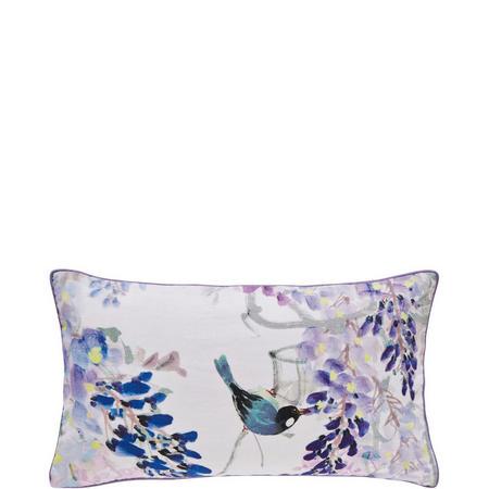 Wisteria Falls Cushion