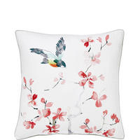 Magnolia & Blossom Cushion