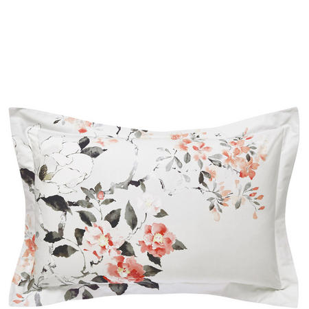 Magnolia & Blossom Oxford Pillowcase