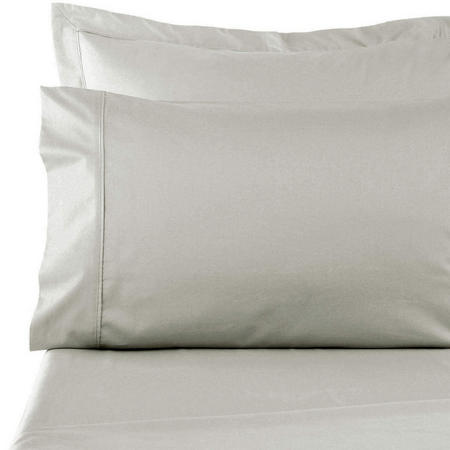 300 Thread Count Housewife Pillowcase Silver