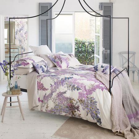 Wisteria Falls Coordinated Bedding Set