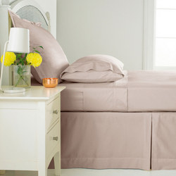 300 Thread Count Fitted Sheet Amethyst