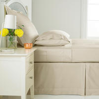 300 Thread Count Fitted Sheet Linen