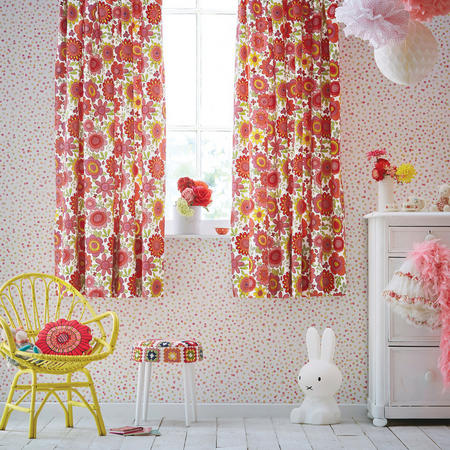 Blooming Lovely Childrens Curtains