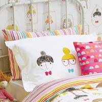 Hello Dolly Children's Standard Pillowcase