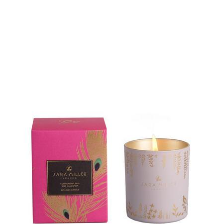 Sandalwood Oud & Cardamom Candle