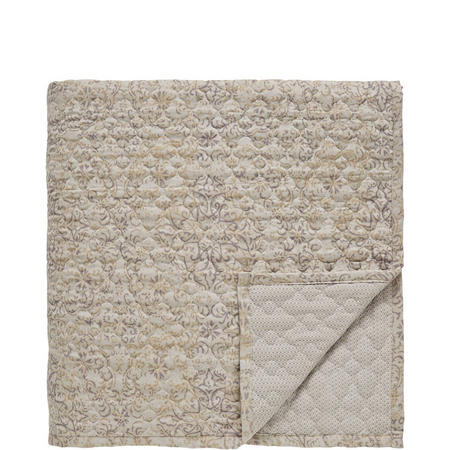 Minoa Quilted Throw