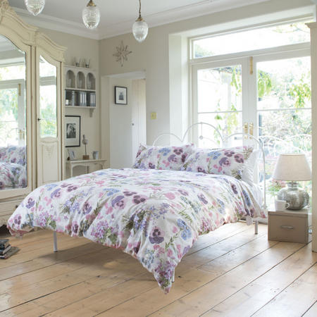 Pansey Duvet Cover Set