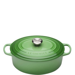 Signature Oval Casserole Rosemary Green 29 cm