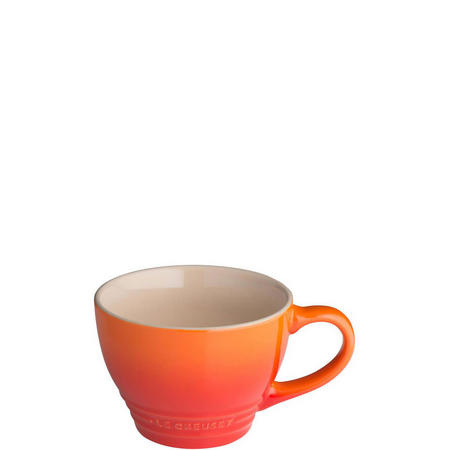 Stoneware Grand Mug Orange