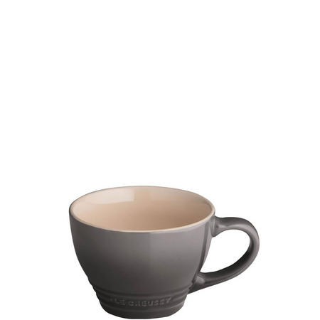 Stoneware Grand Mug Grey