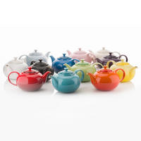 Stoneware Classic Teapot
