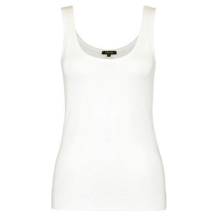 Basic Vest Top Cream