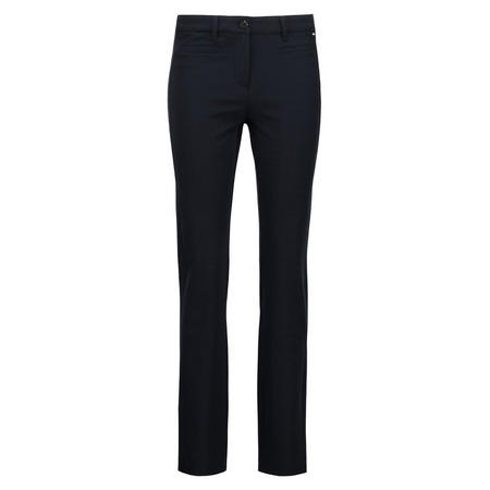 Slim Fit Zip Pocket Trousers