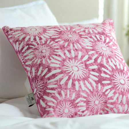 Petals Poppy Head Cushion