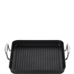 Toughened Non-Stick Grill Pan 28 cm
