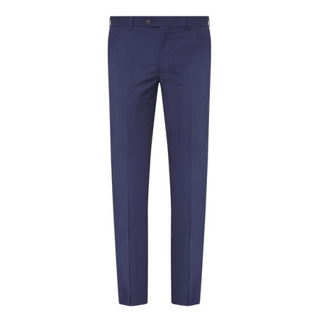 Lazio Slim Fit Suit Trousers Navy
