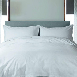 St Tropez White Coordinated Bedding