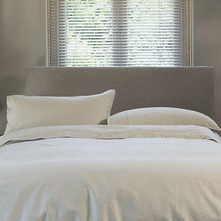 St Tropez Natural Standard Pillowcase