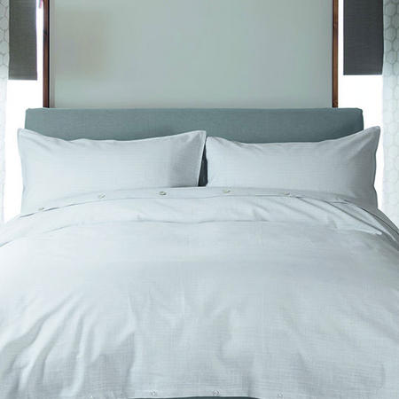 St Tropez White Standard Pillowcase