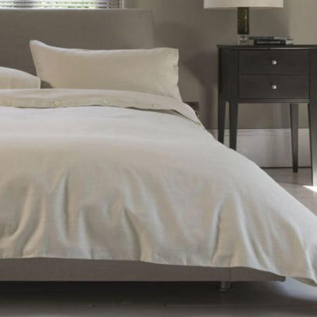 St Tropez Natural Fitted Sheet