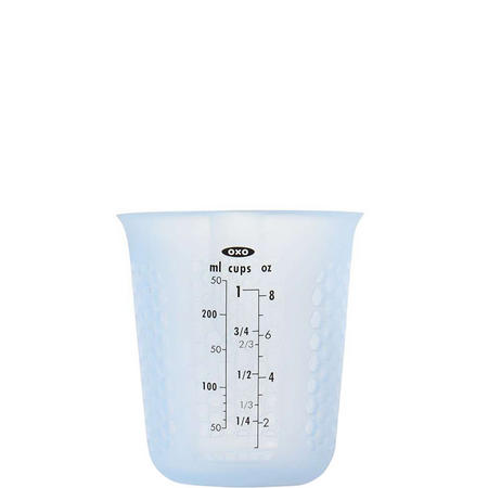 Squeeze & Pour Silicone Measuring Cup 250ml