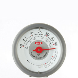 Chef's Precision Leave-In Meat Thermometer