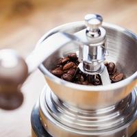 Stainless Steel Coffee Bean Grinder