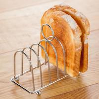 Stainless Steel 6 Slice Toast Rack