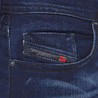 Buster Tapered Fit Jeans Dark Blue Wash