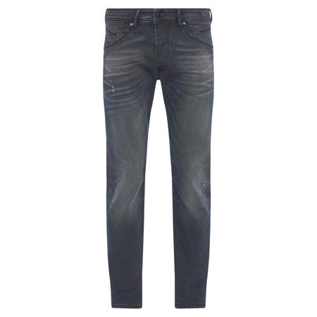 Belther Tapered Fit Jeans Dark Grey