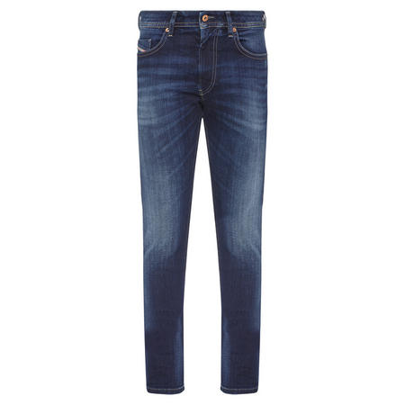 Thommer Slim-Skinny Fit Jeans Mid-Blue Wash