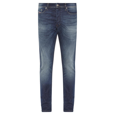 Tepphar Slim Fit Jeans Mid Blue Wash