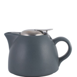 Barcelona Teapot 1300Ml Grey