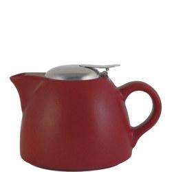 Barcelona Teapot 900Ml Red