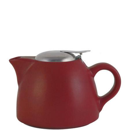 Barcelona Teapot 1300Ml Red