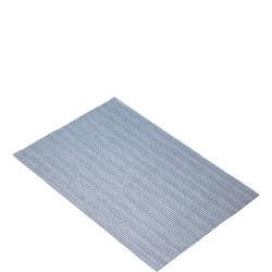 Woven Weave Placemat Blue