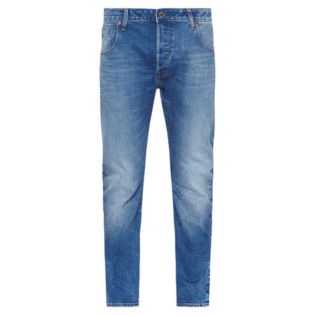 Arc 3D Slim Jeans Mid Wash