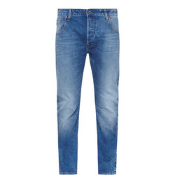Arc 3D Slim Jeans Mid Wash