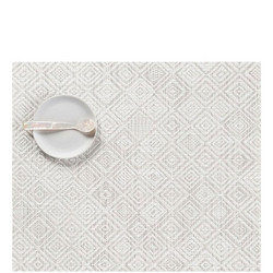 Rectangular Placemat Grey