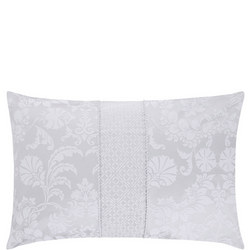 Villers Oxford Pillowcase Silver