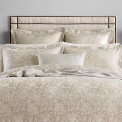Eagen Square Pillowcase Wheat
