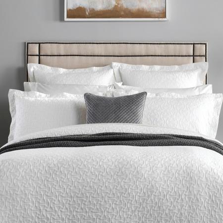 Otterson Oxford Pillowcase White