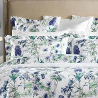 Elken Oxford Pillowcase Jacaranda