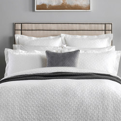 Otterson Duvet Cover White