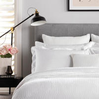 Tindall Duvet Cover White