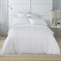 Abington Duvet Set White