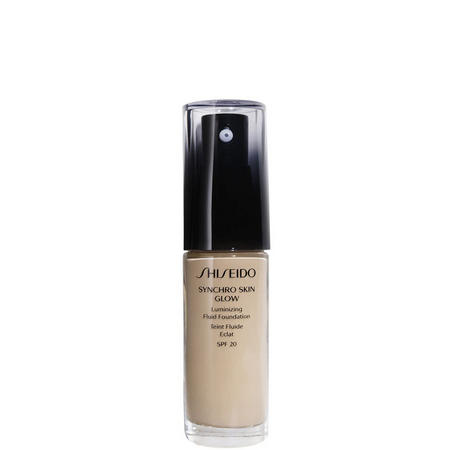 Synchro Skin Glow Luminizing Fluid Foundation G3
