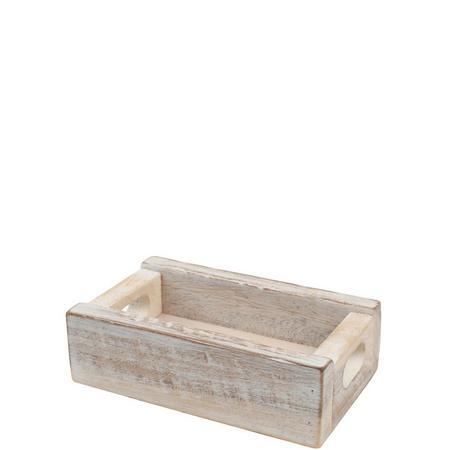 Nordic Mini Crate White